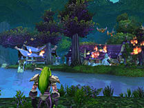 World of Warcraft: Cataclysm screen shot 1