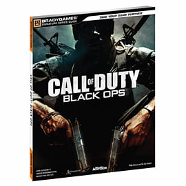 Call of Duty: Black Ops Strategy Guide Strategy Guides and Books