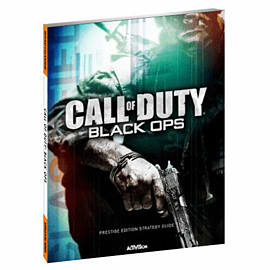 Call of Duty: Black Ops Collectors Edition Hardback Strategy Guide Strategy Guides and Books 