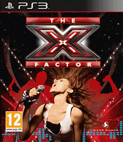 X-Factor (Solus) PlayStation 3 Cover Art