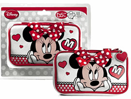 Minnie Mouse DS Bag Accessories