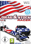 Drag & Stock Racer [Racing Wheel Bundle] Wii