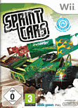 Sprint Cars [Racing Wheel Bundle] Wii