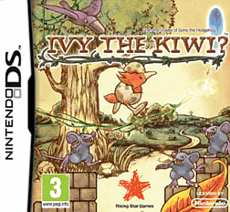 Ivy the Kiwi DSi and DS Lite