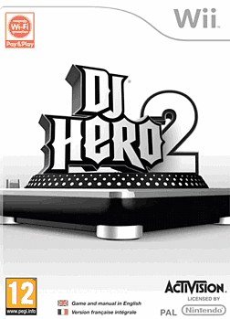 DJ Hero 2 Bundle Wii Cover Art