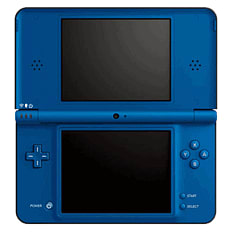 Nintendo DSi XL Blue DSi and DS Lite