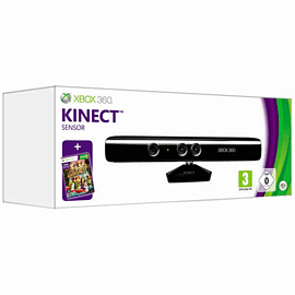 Kinect With Kinect Adventures Accessories