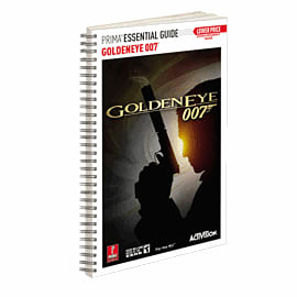 007: Goldeneye Essential Guide Strategy Guides and Books