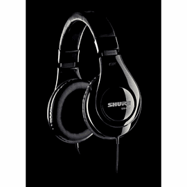 Shure Headphones SRH240 Electronics