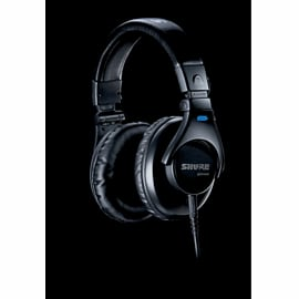 Shure Headphones SRH440 Electronics 