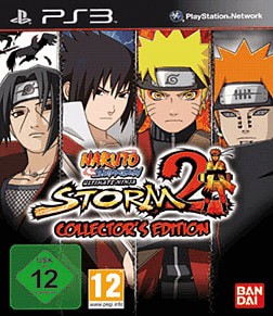 Naruto Shippuden:Ultimate Ninja Storm 2 Collectors Edition PlayStation 3
