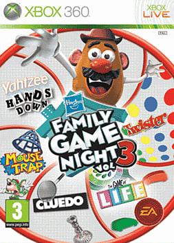 Family Game Night Vol 3 Xbox 360
