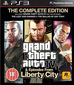GTA IV Complete PlayStation 3