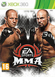 MMA Xbox 360