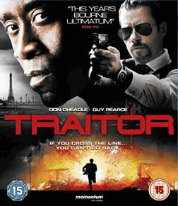 Traitor Blu-Ray
