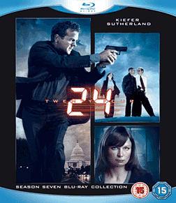24 Season 7 Blu-Ray