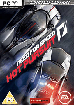 Need for Speed: Hot Pursuit Limited Edition PC Games Cover Art