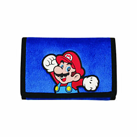 DSi/Lite Mario fur Wallet - Blue Accessories
