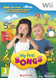My First Songs (with Microphone) Wii