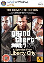 Grand Theft Auto IV: The Complete Edition PC Games and Downloads