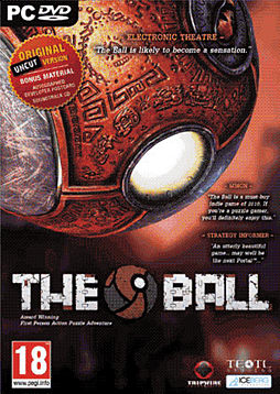 The Ball PC Games and Downloads Cover Art