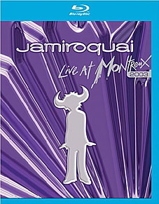 Jamiroquai: Live at Montreux Blu-ray