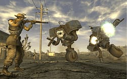Fallout: New Vegas screen shot 5