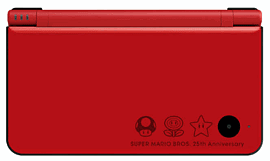 Special Edition Red DSi XL DSi and DS Lite