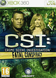 CSI: Fatal Conspiracy Xbox 360