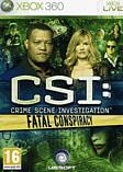 CSI: Fatal Conspiracy Xbox 360