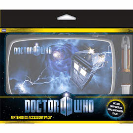 Doctor Who and the Daleks DS Zip Case Accessories