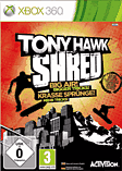 Tony Hawk Shred (software only) Xbox 360