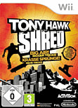 Tony Hawk Shred (with board) Wii