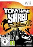 Tony Hawk Shred (with board) Wii