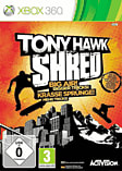 Tony Hawk Shred (with board) Xbox 360