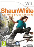 Shaun White Skateboarding Wii