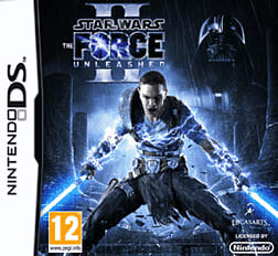 Star Wars: The Force Unleashed 2 DSi and DS Lite Cover Art