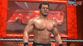 WWE Smackdown vs Raw 2011 screen shot 1