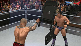 WWE Smackdown vs Raw 2011 screen shot 2