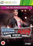 WWE Smackdown vs Raw 2011 The Hitman Edition Xbox 360