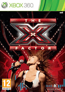 X-Factor (Solus) Xbox 360 Cover Art