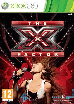 X-Factor (Solus) Xbox 360 Cover Art