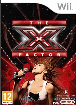 X-Factor (Solus) Wii Cover Art