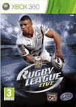 Rugby League Xbox 360
