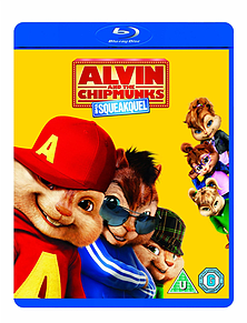 Alvin and the Chipmunks 2: The Squeakquel Blu-ray