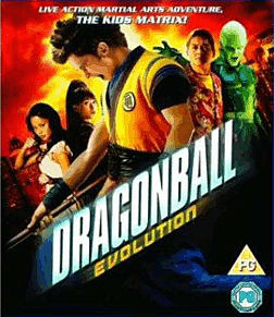 Dragon Ball Evolution Blu-Ray