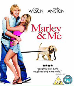 Marley and Me Blu-ray