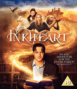 Inkheart Blu-ray 