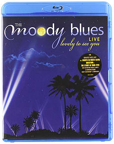 Live: Lovely To See You Blu-ray