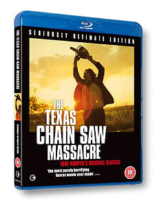 The Texas Chain Saw Massacre - The Seriously Ultimate Edition Blu-ray